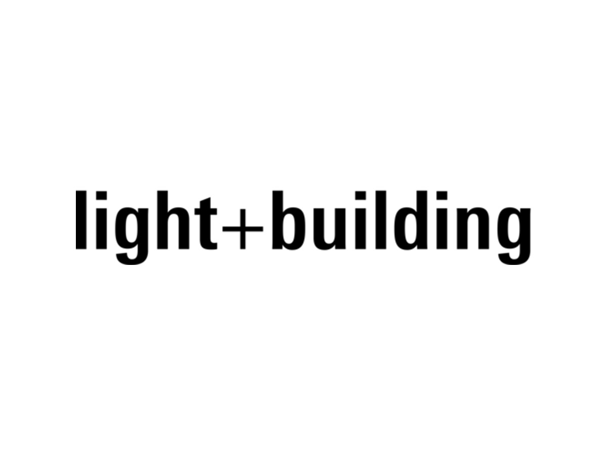 Logo der Messe light+building
