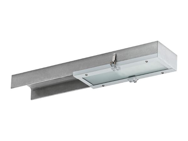 LED-Mastleuchte für niedrige Gleisgassenbeleuchtung