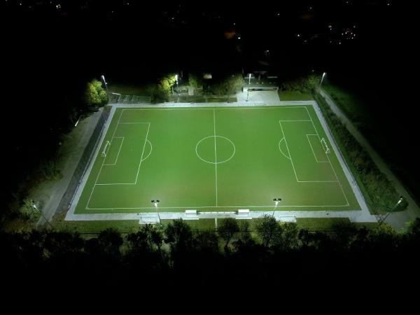 LED-Flutlichtanlage BV Wevelinghoven